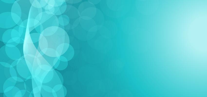 Cromoterapia turquesa, aumenta la sensibilidad e intuición