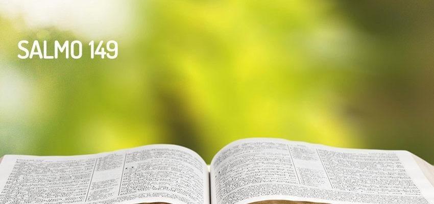 Salmo 149, Dios se agrada de su pueblo