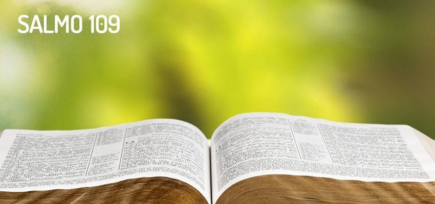 Salmo 109, oración contra los impíos