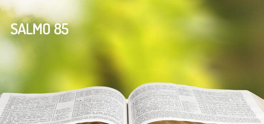 Salmo 85, la súplica por la misericordia de Dios