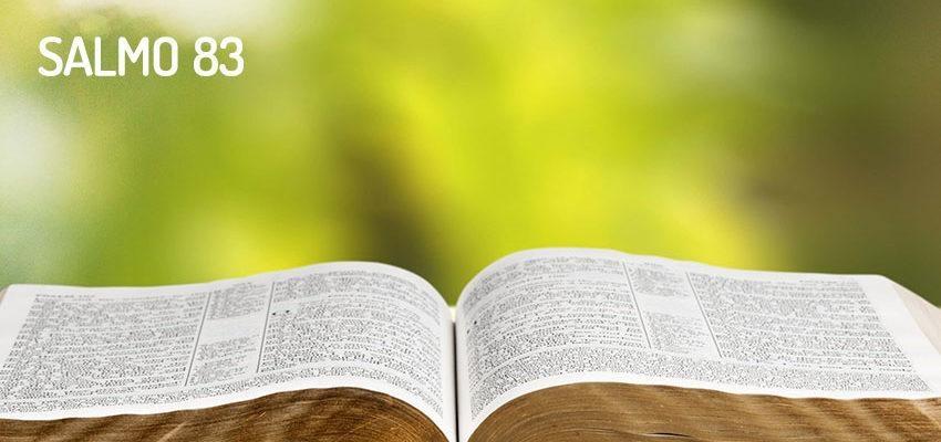 Salmo 83, clamando por justicia