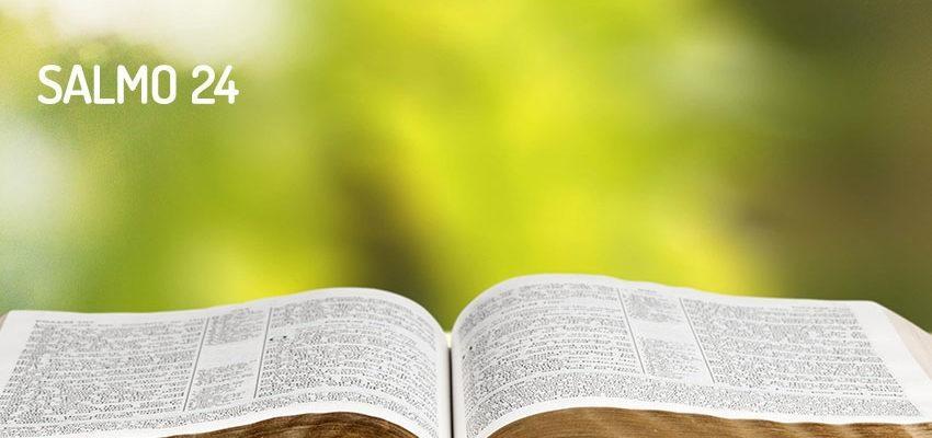 Salmo 24, ayuda cuando se está en un conflicto moral