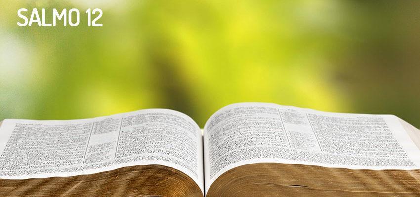 Salmo 12, para protegernos de los peligros