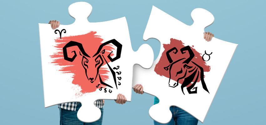 Compatibilidad de signos entre aries y tauro: Hay posibilidad de compatibilidad