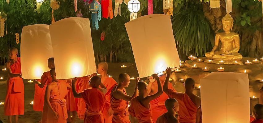 Descubre cuales son las 4 nobles verdades del Budismo