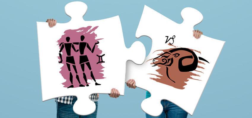 Compatibilidad de signos entre géminis y capricornio: Hay que hacer un gran esfuerzo