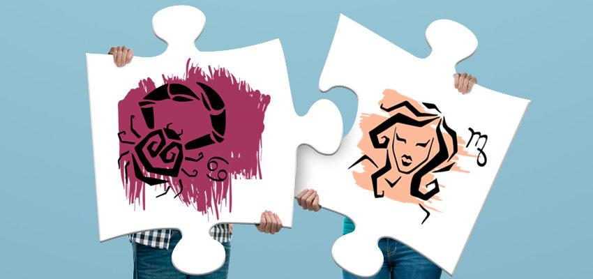 Compatibilidad de signos entre cáncer y virgo: Se dan bién