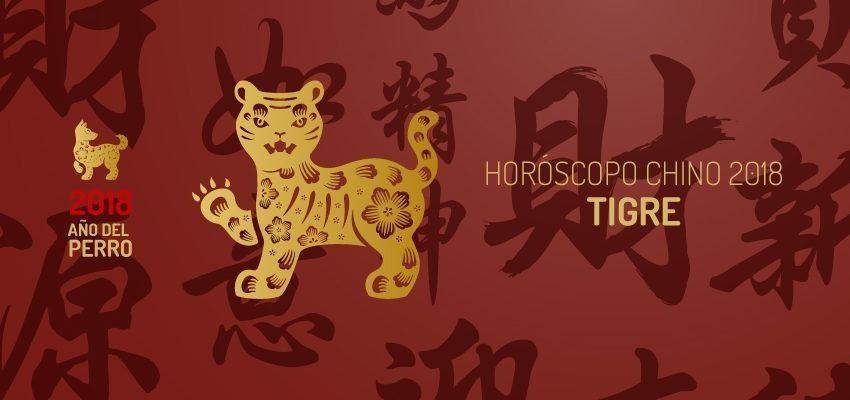 Horóscopo Chino 2018: Tigre