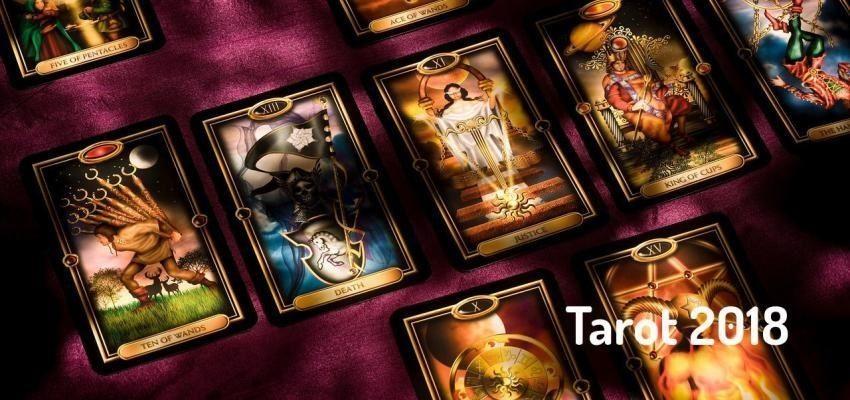 Tarot 2018, previsiones para todos los signos