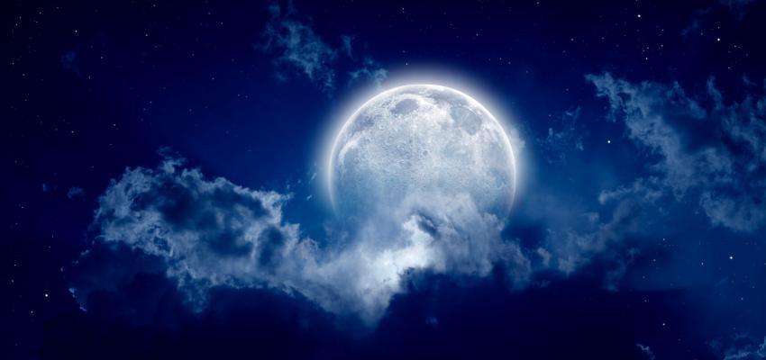 Fase lunar de la fecha de nacimiento y su influencia