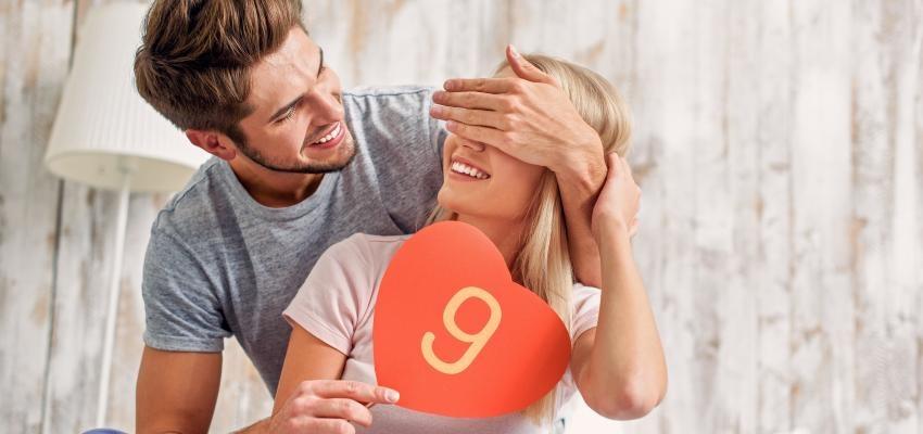 Descubra la numerología del amor: número 9