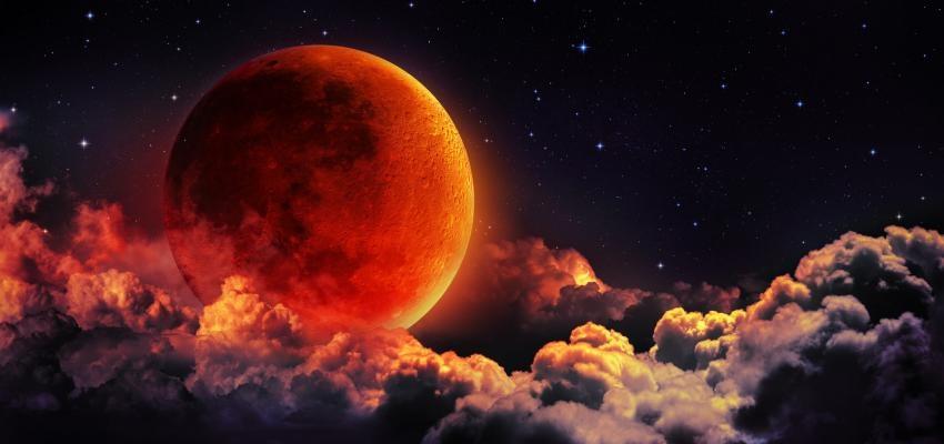 Eclipse Lunar de 2018 ¿cómo influirá en los signos del zodiaco?