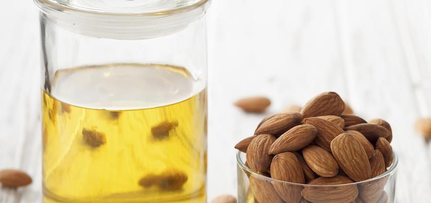Aceite de almendras: un cosmético natural