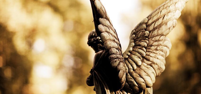 Adnachiel, el ángel de noviembre