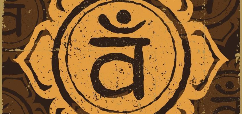 Símbolo Antahkarana para el chakra del sacro