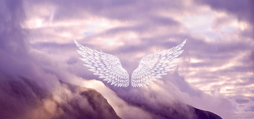 Arcángel Zadquiel, invocación y la llama violeta