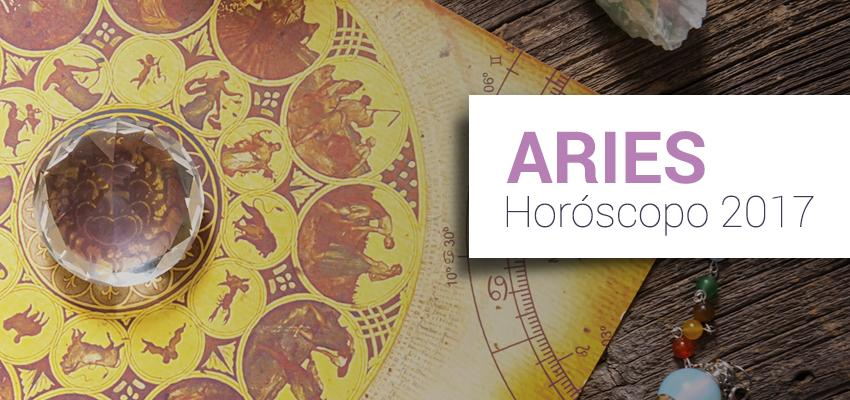 Horóscopo Anual 2017 - Aries