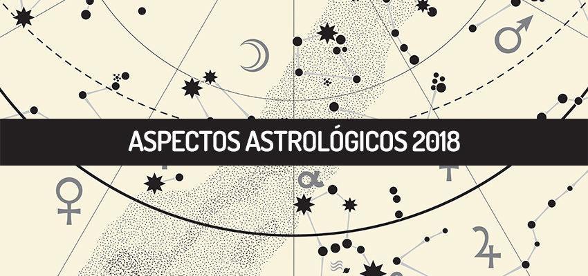 Aspectos astrológicos de 2018, descubre los principales eventos del año