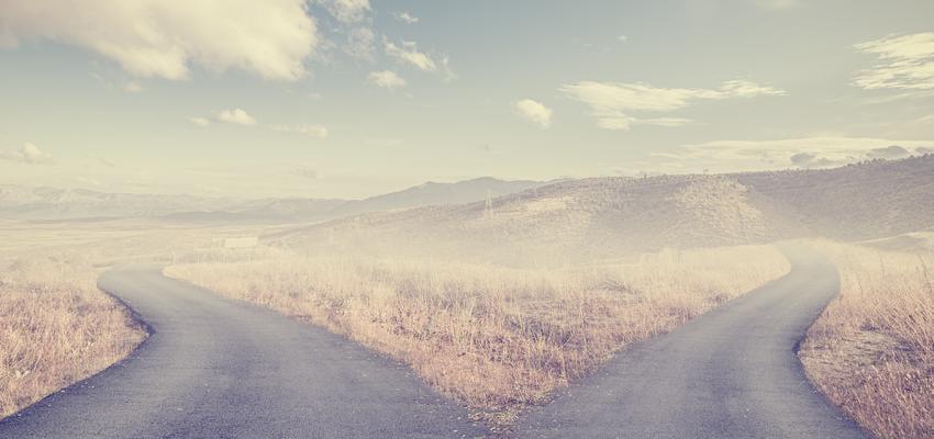 El atractivo místico del cruce de caminos