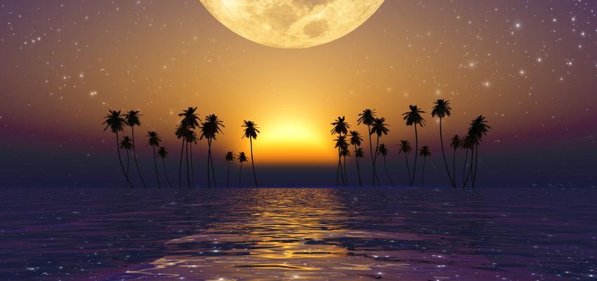 Calendario lunar, conoce las fases de la Luna en 2018