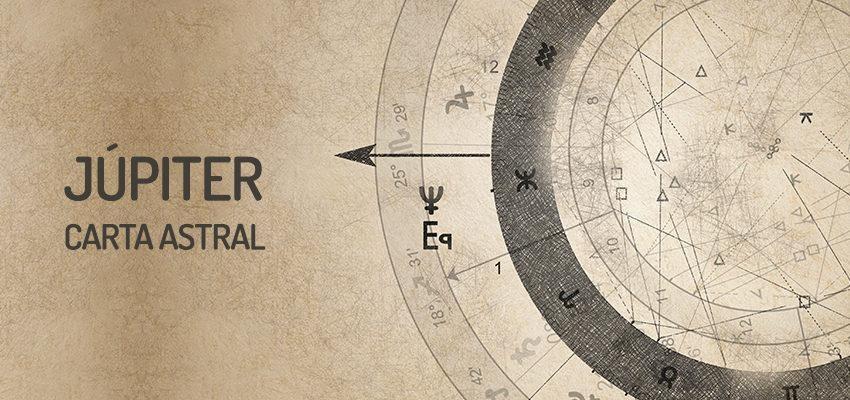 Qué representa Júpiter en la carta astral