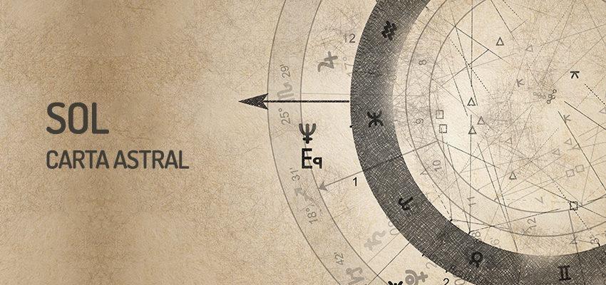 Qué representa el Sol en la carta astral