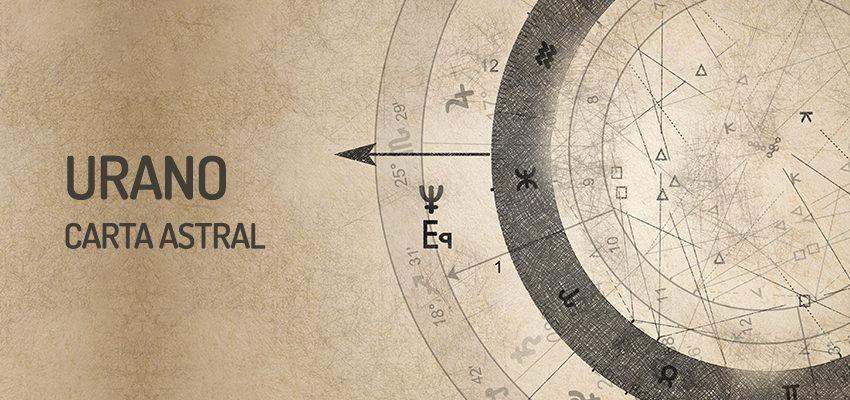 Influencias de Urano en la carta astral: creatividad y nuevas ideas