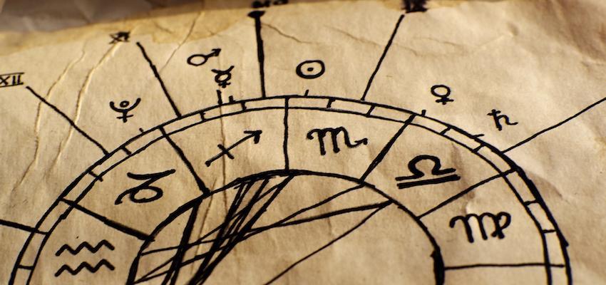 Elementos de la carta astral