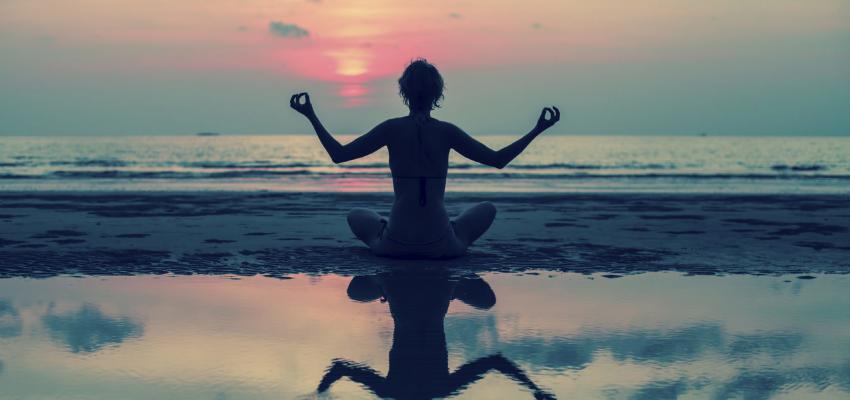 Purifica el aura con la práctica del nadi shodhana