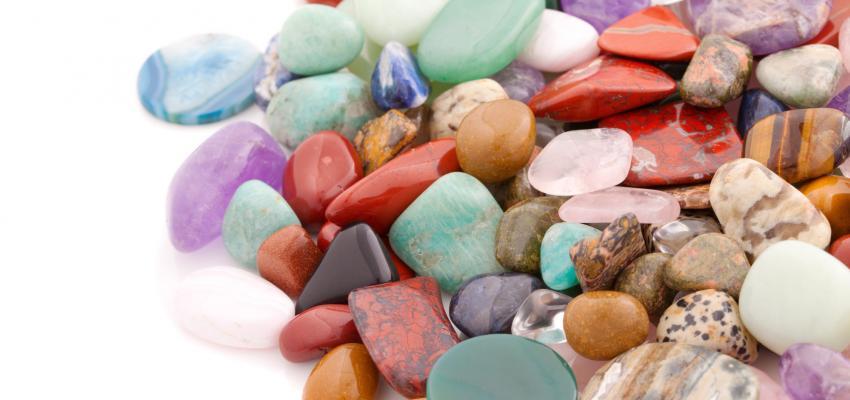 Conoce los beneficios de los cuarzos y piedras