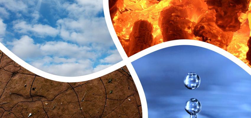 Compatibilidad de los elementos en la Astrología