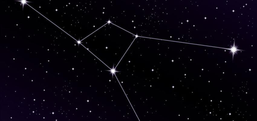 Constelación de Cáncer. Símbolo sagrado de la inmortalidad.