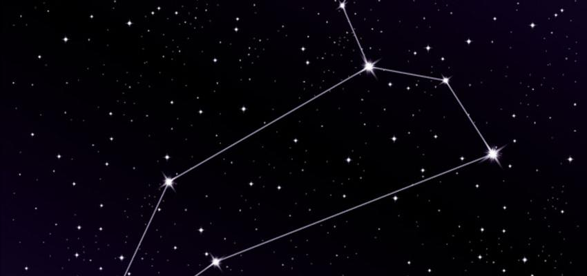 La constelación de Leo