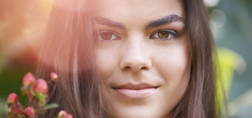Recibe los beneficios de la cosmética natural