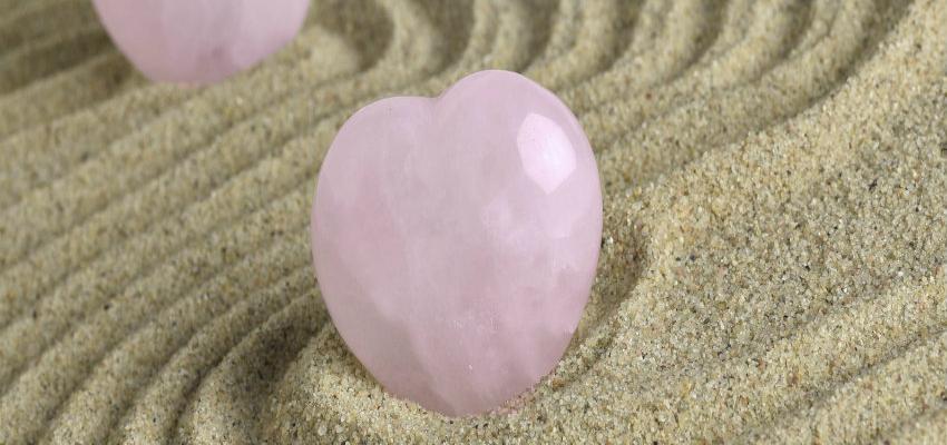 4 Cristales que potenciarán el amor en tu vida