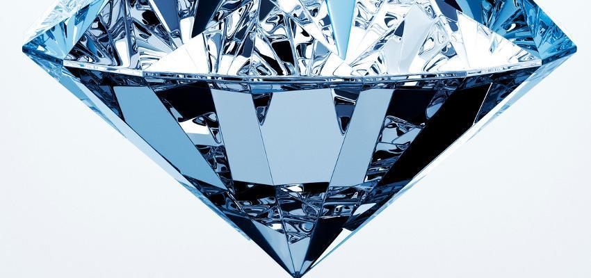 Diamantes: cristales cargados de personalidad