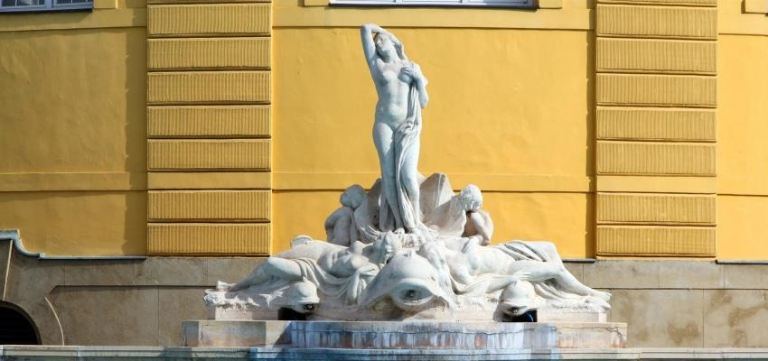 Las historias de amor de la Diosa Afrodita