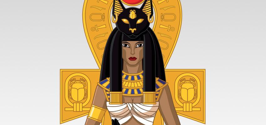 La Diosa Bastet protege el hogar