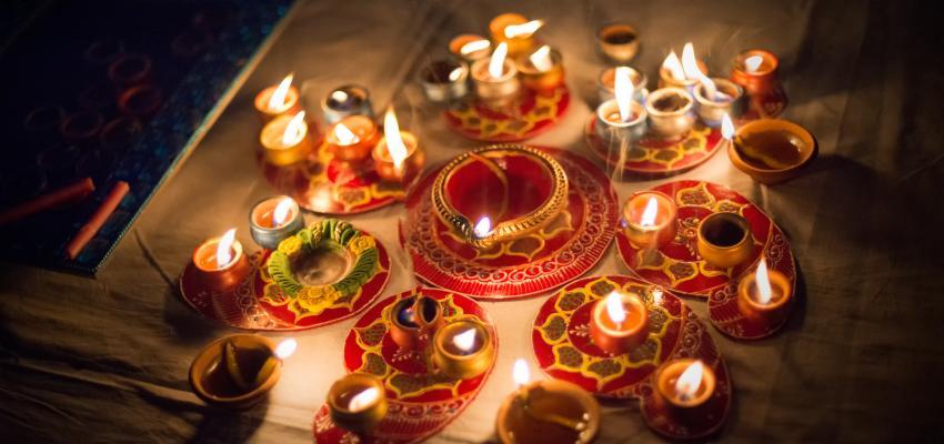 Diwali, el festival de las luces y la buena fortuna