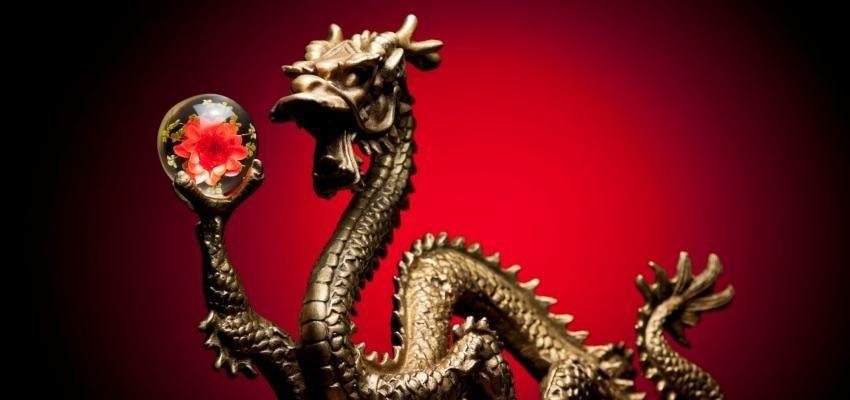 Amuletos Poderosos: el dragón en el Feng Shui