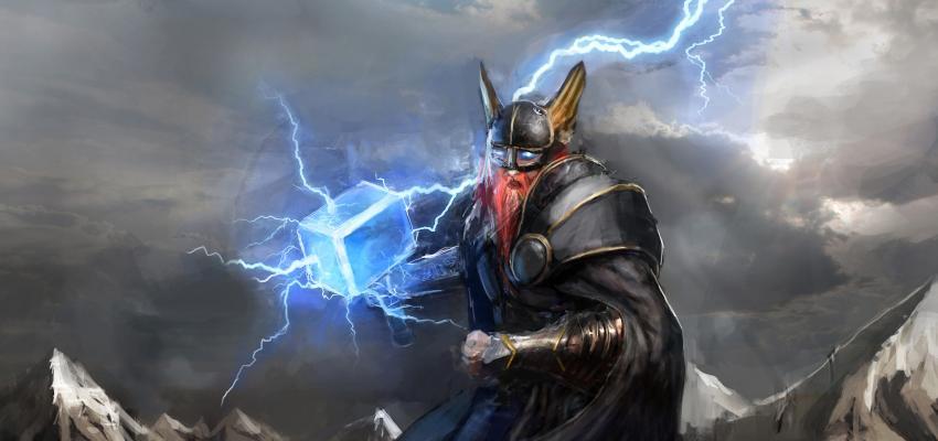 Amuletos Poderosos: Conoce el Martillo de Thor