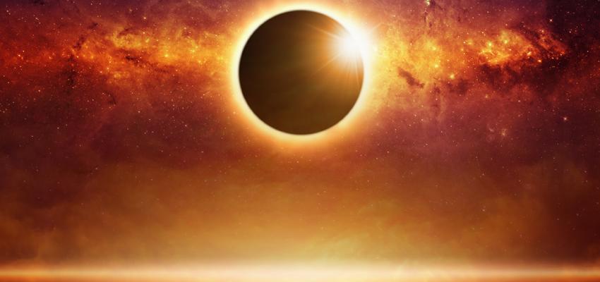 Influencia astrológica de los eclipses en el 2017