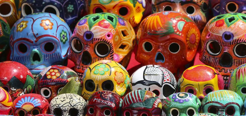 El Día de los Muertos las almas vagan por el mundo