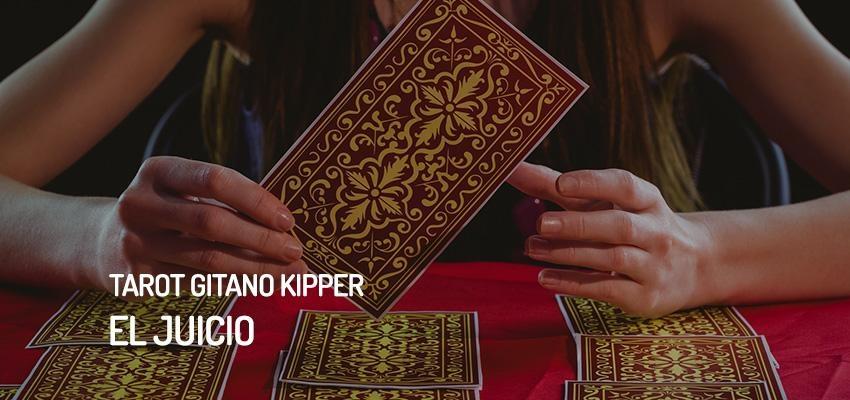 El juicio del Tarot Gitano Kipper