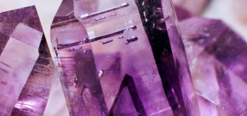 El poder del cristal Amatista