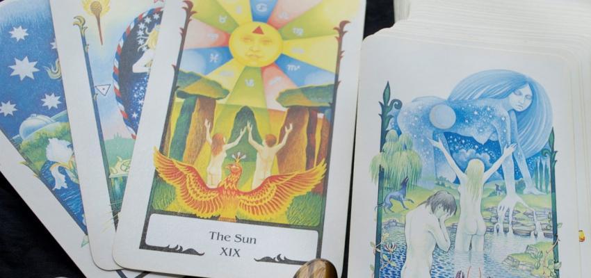 El Sol - Significado de las cartas del Tarot
