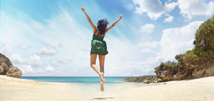 Aprende como atraer energías positivas a tu vida con estos consejos