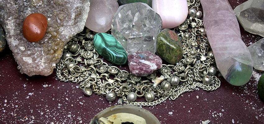 Descubre las energías presentes en los cristales