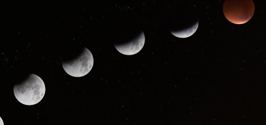Luna de nacimiento, lo que revela de tu personalidad