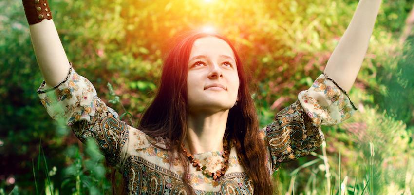 4 formas simples de limpiar la aura